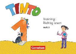 Cover-Bild zu Tinto 1, Neubearbeitung 2018, 1. Schuljahr, Training: Richtig lesen, Arbeitsheft 3+4 im Paket von Anders, Linda