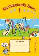 Cover-Bild zu Rechtschreib-Stars, Ausgabe 2008, 1. Schuljahr, Übungsheft, Mit Lösungen von Duscher, Sandra