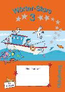 Cover-Bild zu Wörter-Stars, 3. Schuljahr, Übungsheft, Mit Lösungen von Duscher, Sandra