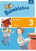 Cover-Bild zu Bumblebee 3. Workbook plus Portfolioheft und Pupil's Audio-CD