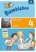 Cover-Bild zu Bumblebee 4. Workbook 4 plus Portfolioheft und Pupil's Audio-CD