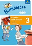 Cover-Bild zu Bumblebee 3. Workbook Förderausgabe