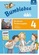 Cover-Bild zu Bumblebee 4. Workbook Förderausgabe