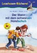Cover-Bild zu Der Mann mit dem schwarzen Handschuh / Silbenhilfe von Scheffler, Ursel