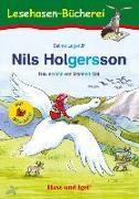 Cover-Bild zu Nils Holgersson / Silbenhilfe von Lagerlöf, Selma