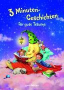 Cover-Bild zu 3 Minutengeschichten für gute Träume von Kellner, Ingrid
