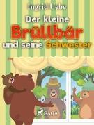 Cover-Bild zu Der kleine Brullbar und seine Schwester (eBook) von Ingrid Uebe, Uebe