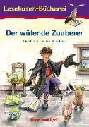 Cover-Bild zu Der wütende Zauberer von Uebe, Ingrid