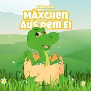 Cover-Bild zu Mäxchen aus dem Ei (Ungekürzt) (Audio Download) von Uebe, Ingrid