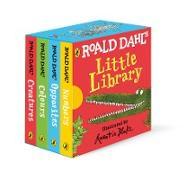 Cover-Bild zu Dahl, Roald: Roald Dahl's Little Library