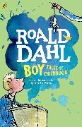 Cover-Bild zu Dahl, Roald: Boy