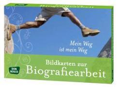 Cover-Bild zu Bildkarten zur Biografiearbeit von Klingenberger, Hubert