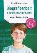 Cover-Bild zu Biografiearbeit in Schule und Jugendarbeit von Klingenberger, Hubert