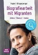 Cover-Bild zu Biografiearbeit mit Migranten von Klingenberger, Hubert