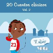 Cover-Bild zu 20 Cuentos clásicos (vol. 2) (Audio Download)