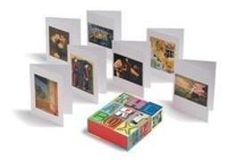 Cover-Bild zu Phaidon Press (Hrsg.): The Art Box Greeting Cards - Red Selection
