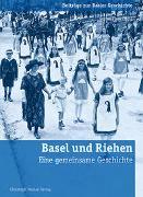 Cover-Bild zu Hess, Stefan (Hrsg.): Basel und Riehen