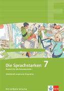 Cover-Bild zu Lindauer, Thomas (Hrsg.): Die Sprachstarken 7. Schuljahr. Arbeitsheft erweiterte Ansprüche