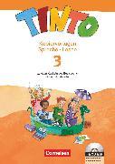 Cover-Bild zu Tinto Sprachlesebuch 2-4, Ausgabe 2013, 3. Schuljahr, Kopiervorlagen mit CD-ROM, Zum Basisbuch und Arbeitsordner