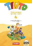Cover-Bild zu Tinto Sprachlesebuch 2-4, Ausgabe 2013, 4. Schuljahr, Kopiervorlagen mit CD-ROM, Zum Basisbuch und Arbeitsordner von Ulrich, Marc