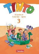 Cover-Bild zu Tinto Sprachlesebuch 2-4, Ausgabe 2013, 3. Schuljahr, Basisbuch Sprache und Lesen von Bruns, Christiane