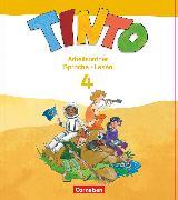 Cover-Bild zu Tinto Sprachlesebuch 2-4, Ausgabe 2013, 4. Schuljahr, Arbeitsordner Sprache und Lesen von Cremers, Melanie