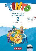 Cover-Bild zu Tinto Sprachlesebuch 2-4, Ausgabe 2013, 2. Schuljahr: Blaue JÜL-Ausgabe, Kopiervorlagen mit CD-ROM, Zum Basisbuch und Arbeitsordner von Daugs, Helge
