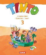 Cover-Bild zu Tinto Sprachlesebuch 2-4, Ausgabe 2013, 3. Schuljahr, Arbeitsordner Sprache und Lesen von Cremers, Melanie