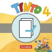 Cover-Bild zu Tinto Sprachlesebuch 2-4, Ausgabe 2013, 4. Schuljahr, Handreichungen für den Unterricht, Kopiervorlagen mit CD-ROM, 083812-7 und 083814-1 im Paket von Ulrich, Marc