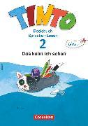 Cover-Bild zu Tinto Sprachlesebuch 2-4, Ausgabe 2013, 2. Schuljahr: Blaue JÜL-Ausgabe, Lernentwicklungsheft, 10 Stück im Paket von Anders, Linda