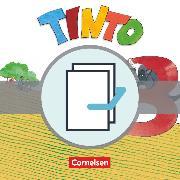 Cover-Bild zu Tinto Sprachlesebuch 2-4, Neubearbeitung 2019, 3. Schuljahr, Lernentwicklungsheft, 10 Stück im Paket von Bruns, Christiane