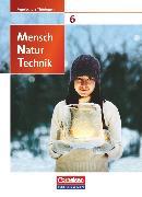 Cover-Bild zu Mensch - Natur - Technik, Regelschule Thüringen, 6. Schuljahr, Schülerbuch von Bruns, Ekhard