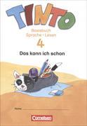 Cover-Bild zu Tinto Sprachlesebuch 2-4, Ausgabe 2013, 4. Schuljahr, Lernentwicklungsheft, 10 Stück im Paket von Bruns, Christiane