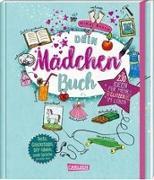 Cover-Bild zu Dein Mädchenbuch: über 230 Ideen für mehr Glitzer im Leben von Busch, Nikki