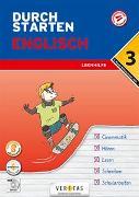 Cover-Bild zu Durchstarten Englisch 3. Klasse Mittelschule/AHS Lernhilfe von Zach, Franz