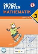 Cover-Bild zu Durchstarten Mathematik 3. Klasse Mittelschule/AHS Lernhilfe von Olf, Markus