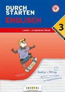 Cover-Bild zu Durchstarten Englisch 3. Klasse Mittelschule/AHS Lesen und Schreiben üben von Eisinger-Müllner, Nicole