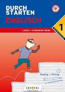 Cover-Bild zu Durchstarten Englisch 1. Klasse Mittelschule/AHS Lesen und Schreiben üben von Eisinger-Müllner, Nicole
