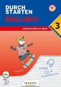 Cover-Bild zu Durchstarten Englisch 4. Klasse Mittelschule/AHS Hörverständnis üben