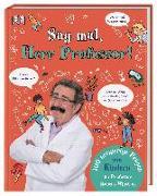 Cover-Bild zu Sag mal, Herr Professor! von Bruns, Elena (Übers.)