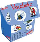 Cover-Bild zu Vocabular Wortschatzbilder - Kalender, Zeit, Wetter von Lehnert, Susanne