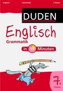 Cover-Bild zu Englisch in 15 Minuten - Grammatik 7. Klasse von Hennig, Dirk (Illustr.)