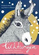 Cover-Bild zu Blohmer, Ann-Kathrin: Lichtungen - Postkartenbuch