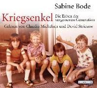 Cover-Bild zu Kriegsenkel: Die Erben der vergessenen Generation von Bode, Sabine