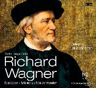Cover-Bild zu Richard Wagner von Gregor-Dellin, Martin