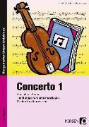 Cover-Bild zu Concerto 1 von Rehm, Dieter
