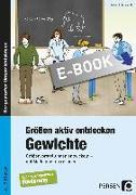 Cover-Bild zu Größen aktiv entdecken: Gewichte (eBook) von Hildebrandt, Heide