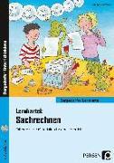 Cover-Bild zu Lernkartei: Sachrechnen von Willwersch, Sabrina