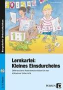 Cover-Bild zu Lernkartei: Kleines Einsdurcheins von Willwersch, Sabrina