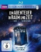Cover-Bild zu Ein Abenteuer in Raum und Zeit-Collector's Edition von Ein Abenteuer in Raum und Zeit-Collector's Edition (Schausp.)